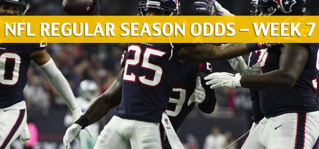 Houston Texans vs Jacksonville Jaguars Predictions, Picks, Odds and Betting Preview – NFL Week 7 – October 21 2018