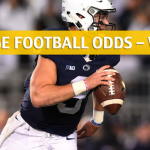 Iowa Hawkeyes vs Penn State Nittany Lions Predictions, Picks, Odds and NCAA Football Betting Preview - October 27 2018