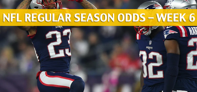 Kansas City Chiefs vs New England Patriots Predictions, Picks, Odds, and Betting Preview – NFL Week 6 – October 14 2018