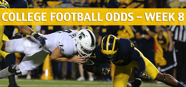 Michigan Wolverines vs Michigan State Spartans Predictions, Picks, Odds and NCAA Football Betting Preview – October 20 2018