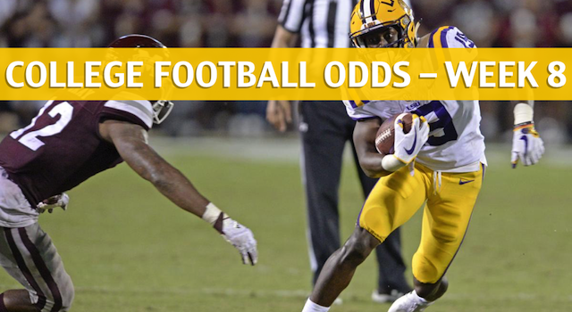 Mississippi State Bulldogs vs LSU Tigers Predictions, Picks, Odds and NCAA Football Betting Preview – October 20 2018