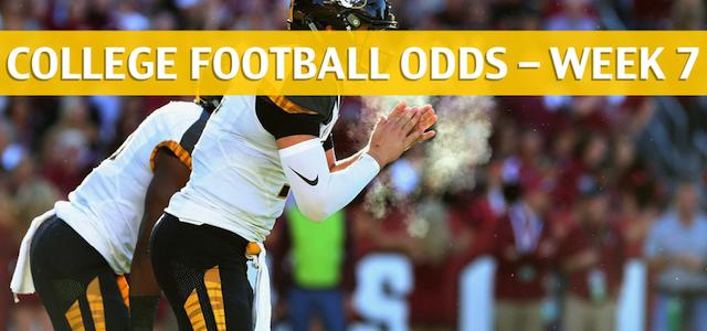 Missouri Tigers vs Alabama Crimson Tide Predictions, Picks, Odds and NCAA Football Betting Preview – October 13 2018
