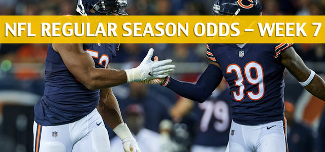 New England Patriots vs Chicago Bears Predictions, Picks, Odds and Betting Preview – NFL Week 7 – October 21 2018