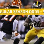 Pittsburgh Steelers vs Cincinnati Bengals Predictions, Picks, Odds, and Betting Preview - NFL Week 6 - October 14 2018