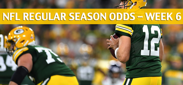 San Francisco 49ers vs Green Bay Packers Predictions, Picks, Odds, and Betting Preview – NFL Week 6 – October 15 2018
