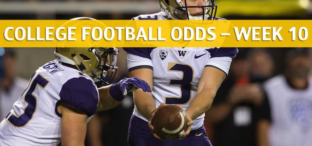 Stanford Cardinal vs Washington Huskies Predictions, Picks, Odds and NCAA Football Betting Preview – November 3 2018