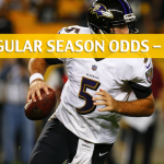 Pittsburgh Steelers vs Baltimore Ravens Predictions, Picks, Odds, and Betting Preview - NFL Week 9 - November 4 2018