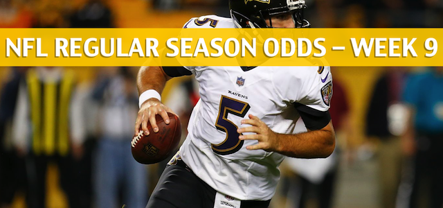 Pittsburgh Steelers vs Baltimore Ravens Predictions, Picks, Odds, and Betting Preview – NFL Week 9 – November 4 2018