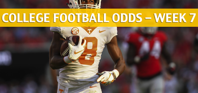 Tennessee Volunteers vs Auburn Tigers Predictions, Picks, Odds and NCAA Football Betting Preview – October 13 2018