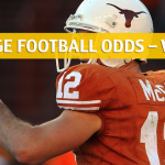 Texas Longhorns vs Oklahoma State Cowboys Predictions, Picks, Odds and NCAA Football Betting Preview - October 27 2018