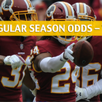 Washington Redskins vs New York Giants Predictions, Picks, Odds, Preview - NFL Week 8 - October 28 2018