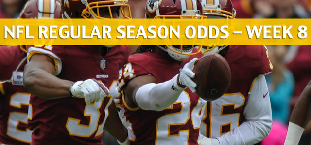 Washington Redskins vs New York Giants Predictions, Picks, Odds, Preview – NFL Week 8 – October 28 2018