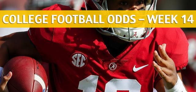 Alabama Crimson Tide vs Georgia Bulldogs Predictions, Picks, Odds and NCAA Football Betting Preview – SEC Championship – December 1 2018