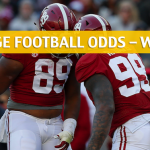Auburn Tigers vs Alabama Crimson Tide Predictions, Picks, Odds and NCAA Football Betting Preview - November 24 2018