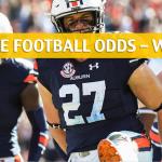 Auburn Tigers vs Georgia Bulldogs Predictions, Picks, Odds and NCAA Football Betting Preview – November 10 2018