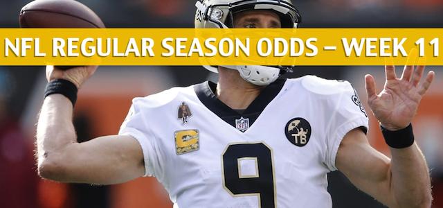 Philadelphia Eagles vs New Orleans Saints Predictions, Picks, Odds, and Betting Preview – NFL Week 11 – November 18 2018