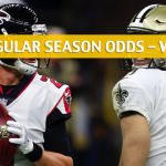 Atlanta Falcons vs New Orleans Saints Predictions, Picks, Odds, and Betting Preview - NFL Week 12 - November 22 2018