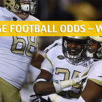 Georgia Tech Yellow Jackets vs Georgia Bulldogs Predictions, Picks, Odds and NCAA Football Betting Preview – November 24 2018