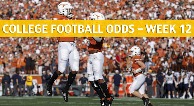 Iowa State Cyclones vs Texas Longhorns Predictions, Picks, Odds and NCAA Football Betting Preview – November 17 2018