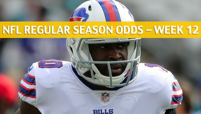16e736ff Jaguars vs Bills Predictions / Picks / Odds / Preview - Week 12 2018