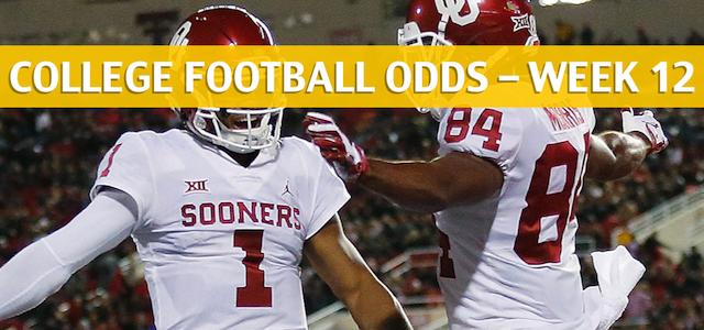 Kansas Jayhawks vs Oklahoma Sooners Predictions, Picks, Odds and NCAA Football Betting Preview – November 17 2018