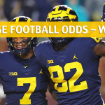 Michigan Wolverines vs Ohio State Buckeyes Predictions, Picks, Odds and NCAA Football Betting Preview - November 24 2018