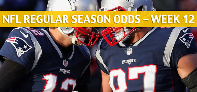 New England Patriots vs New York Jets Predictions, Picks, Odds, and Betting Preview – Week 12 – November 25, 2018