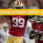 New York Giants vs San Francisco 49ers Predictions, Picks, Odds, and Betting Preview - NFL Week 10 - November 12 2018