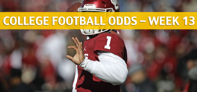 Oklahoma Sooners vs West Virginia Mountaineers Predictions, Picks, Odds and NCAA Football Betting Preview – November 23 2018