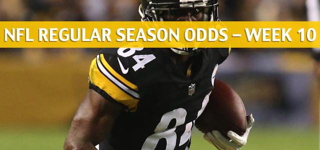 Carolina Panthers vs Pittsburgh Steelers Predictions, Picks, Odds, and Betting Preview – NFL Week 10 – November 8 2018
