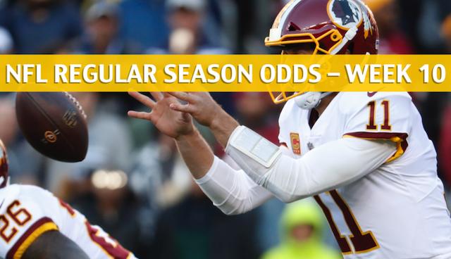 Redskins Vs Buccaneers Predictions Picks Odds Preview Week 10 2018