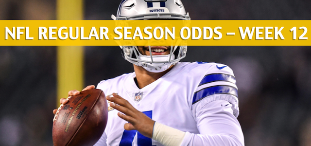 Washington Redskins vs Dallas Cowboys Predictions, Picks, Odds, and Betting Preview – NFL Week 12 – November 22 2018