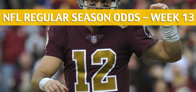 Washington Redskins vs Philadelphia Eagles Predictions, Picks, Odds, and Betting Preview – NFL Week 13 – December 3, 2018