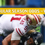 San Francisco 49ers vs Seattle Seahawks Predictions, Picks, Odds, and Betting Preview - NFL Week 13 - December 2, 2018