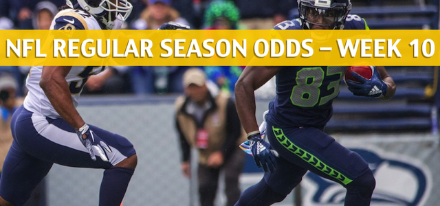 Seattle Seahawks vs Los Angeles Rams Predictions, Picks, Odds, and Betting Preview – NFL Week 10 – November 11 2018