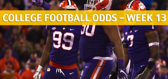 South Carolina Gamecocks vs Clemson Tigers Predictions, Picks, Odds and NCAA Football Betting Preview – November 24 2018