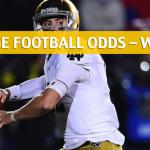 Syracuse Orange vs Notre Dame Fighting Irish Predictions, Picks, Odds and NCAA Football Betting Preview - November 17 2018