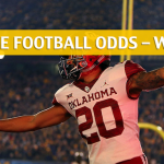 Texas Longhorns vs Oklahoma Sooners Predictions, Picks, Odds and NCAA Football Betting Preview - Big 12 Championship - December 1 2018