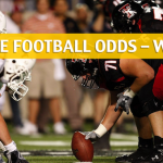 Texas Longhorns vs Texas Tech Red Raiders Predictions, Picks, Odds and NCAA Football Betting Preview - November 10 2018