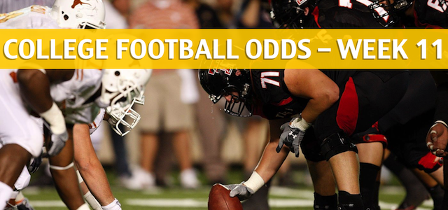 Texas Longhorns vs Texas Tech Red Raiders Predictions, Picks, Odds and NCAA Football Betting Preview – November 10 2018