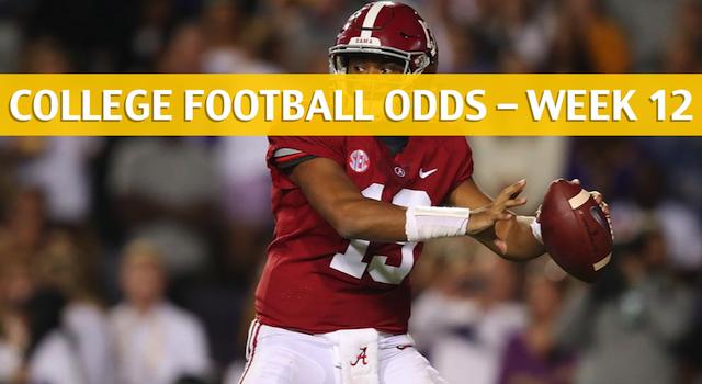 The Citadel Bulldogs vs Alabama Crimson Tide Predictions, Picks, Odds and NCAA Football Betting Preview – November 17 2018