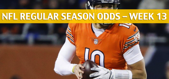 Chicago Bears vs New York Giants Predictions, Picks, Odds, and Betting Preview – NFL Week 13 – December 2, 2018