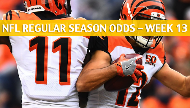 Broncos vs Bengals Predictions   Picks   Odds   Preview - Week 13 2018 0d70f73be