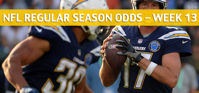 Los Angeles Chargers vs Pittsburgh Steelers Predictions, Picks, Odds, and Betting Preview – NFL Week 13 – December 2, 2018