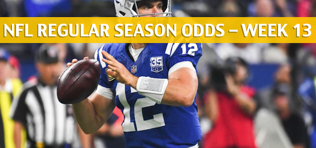 Indianapolis Colts vs Jacksonville Jaguars Predictions, Picks, Odds, and Betting Preview – NFL Week 13 – December 2, 2018