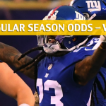 New York Giants vs Philadelphia Eagles Predictions, Picks, Odds, and Betting Preview - Week 12 - November 25, 2018