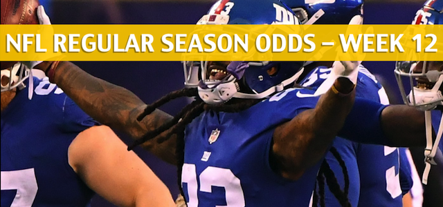 New York Giants vs Philadelphia Eagles Predictions, Picks, Odds, and Betting Preview – Week 12 – November 25, 2018
