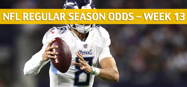 New York Jets vs Tennessee Titans Predictions, Picks, Odds, and Betting Preview – NFL Week 13 – December 2, 2018