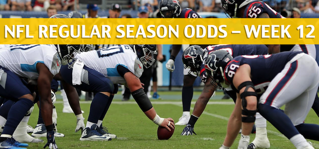 Tennessee Titans vs Houston Texans Predictions, Picks, Odds, and Betting Preview – Week 12 – November 26, 2018