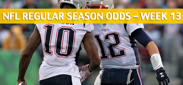 Minnesota Vikings vs New England Patriots Predictions, Picks, Odds, and Betting Preview – NFL Week 13 – December 2, 2018